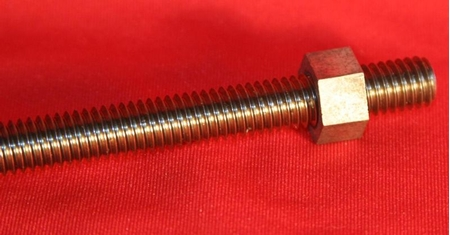 Picture for category Molybdenum Threaded Rods