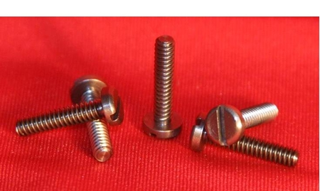 Picture for category Metric Size Pan Head Tantalum Screws